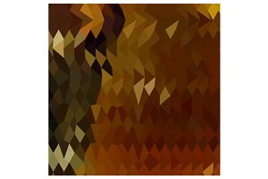 Auburn Abstract Low Polygon Backgrou
