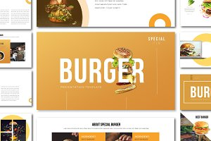 Special Burger Keynote Presentation