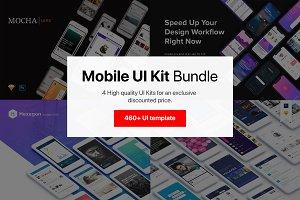 Bundle Mobile UI Kit