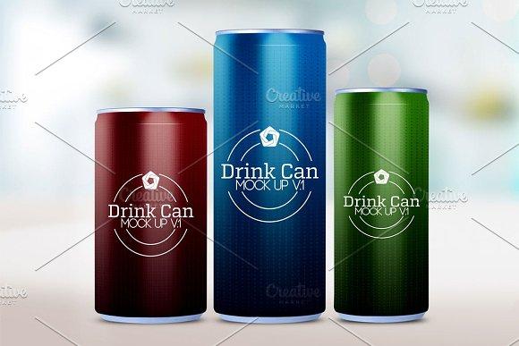 Drink Can V.1