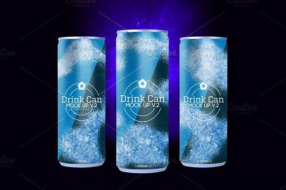 Drink Can V.2