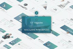 Magazine - Presentation Templates