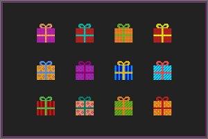 8-bit Presents