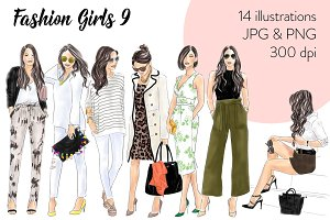 Fashion Girls 9