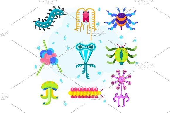 Microorganism Bacteria Virus