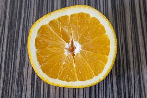 Orang, oranges. natural juices
