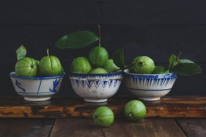 Little guavas