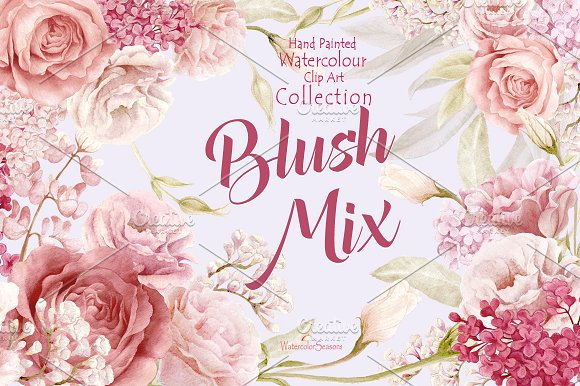 Blush Mix Collection