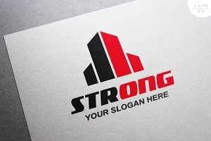 Strong Corporate Vector Logo