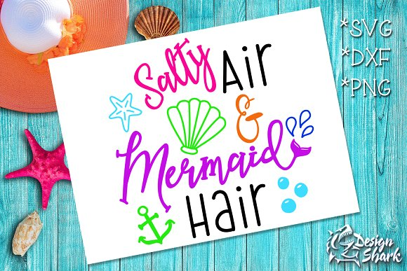 Salta Air And Mermaid Hair