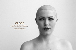 CLOSE: 35MM PSD Action