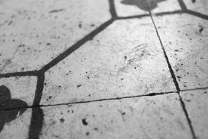 Vintage Floor Detail