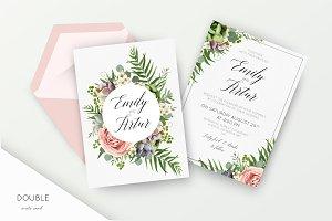 Wedding collection - Tropical