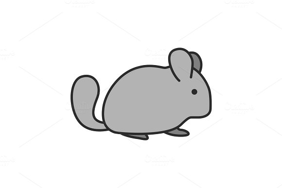 Chinchilla Color Icon