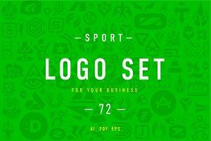Sport Logo set 3.