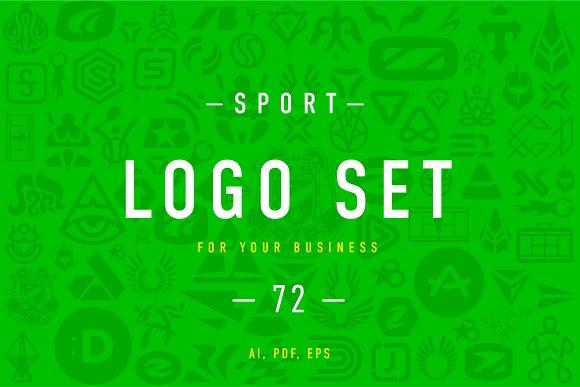 Sport Logo Set 3