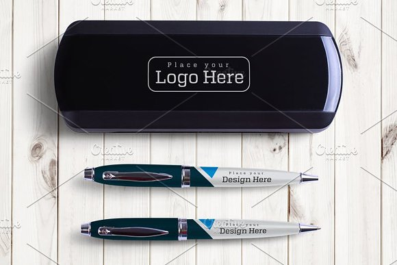 Pen Box Mock Up V.2