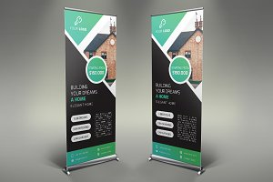 Real Estate Roll Up Banner #117