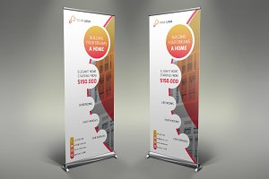 Real Estate Roll Up Banner #120