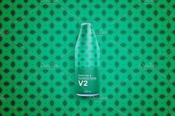 Download Drink Can & Aluminum Bottle V.2