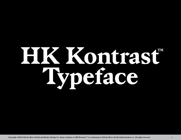 HK Kontrast