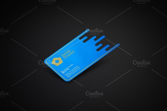 Business Card Mockup V.1