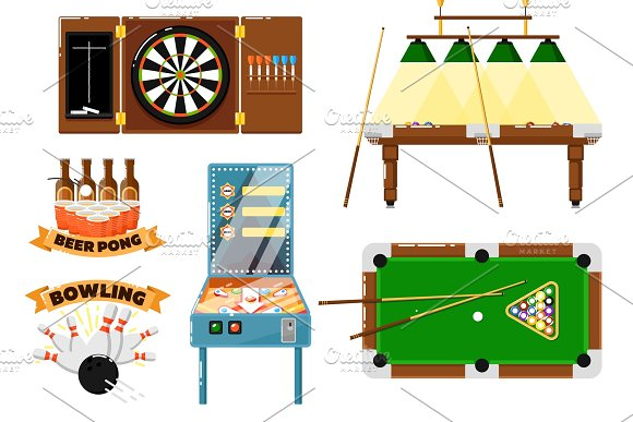 Active Leisure And Sports Game Set
