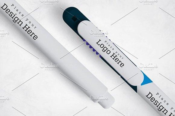 Pen Mockup V.9