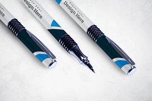 Pen Box Mockup V.9