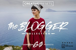 The Blogger Lightroom Presets
