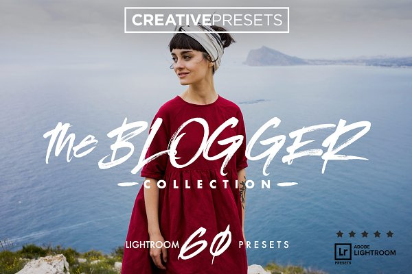 Actions: CreativePresets.com - The Blogger Lightroom Presets