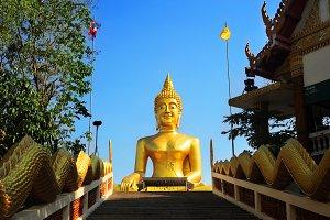 Buddha statue. Thailand, Pattaya