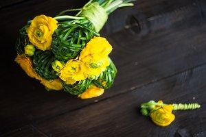 Summer beautiful bouquet