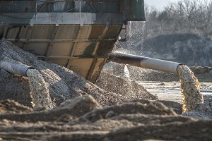 industrial effluent