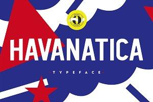 Havanatica Font