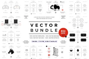 Misc. Vector Bundle