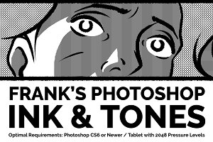 Photoshop Ink & Tones
