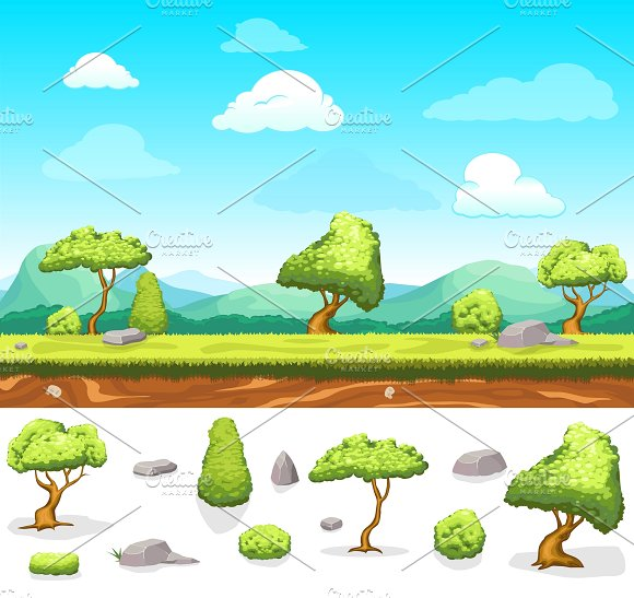 Summer Game Design Landscape