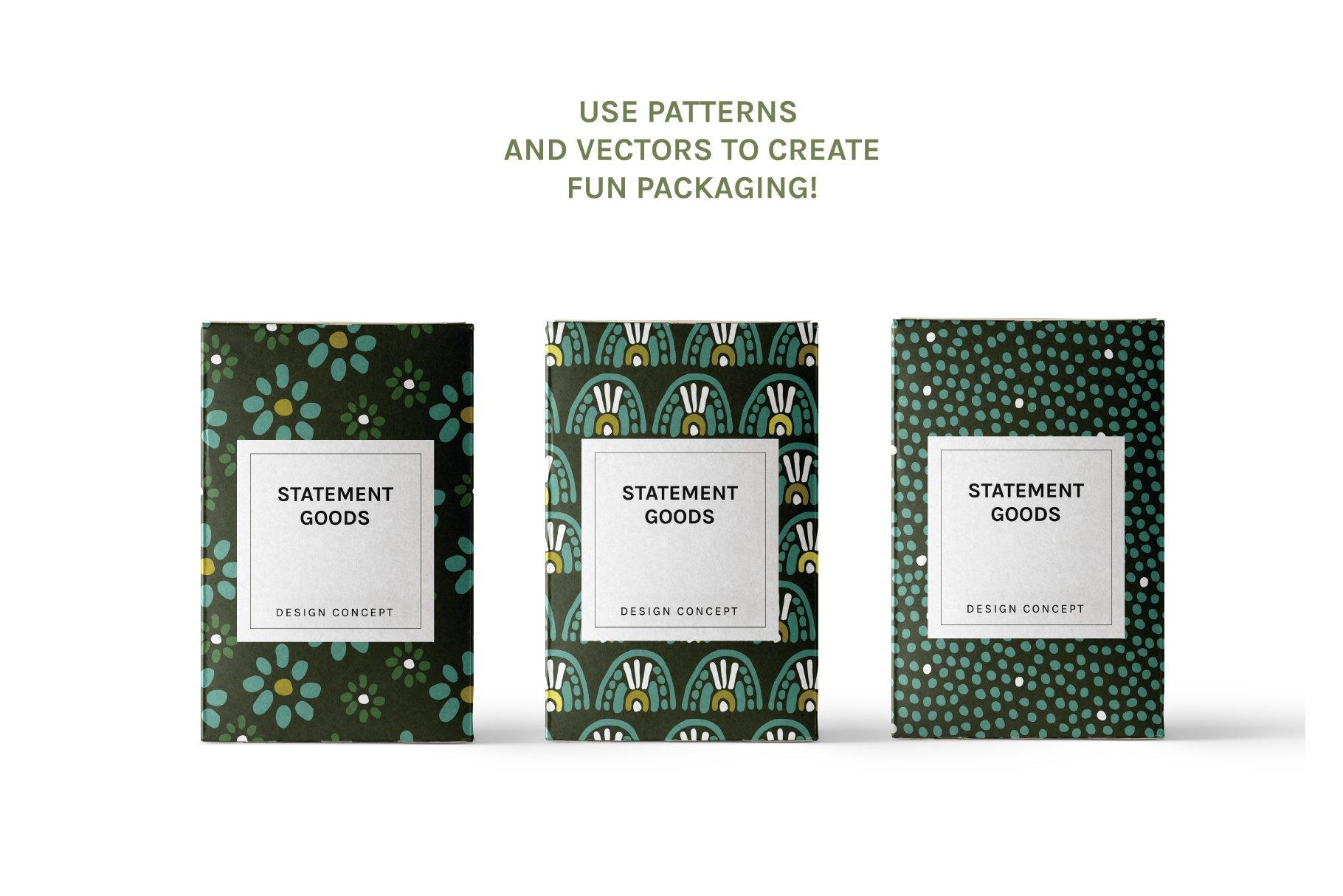 Full Modern Tile   Seamless Patterns - Patterns   Creative Market Pro