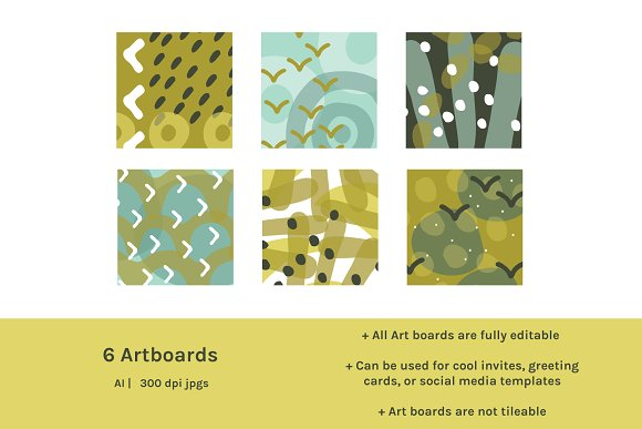 Full Modern Tile | Seamless Patterns in Patterns - product preview 6