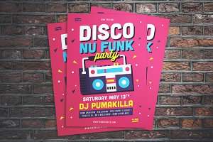Disco Nu-Funk Party