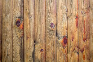 Old boards. Wooden background