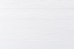 White wooden textured background