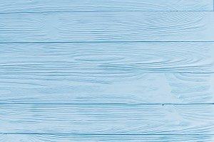 Blue wooden textured background