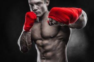 Attacking Boxer