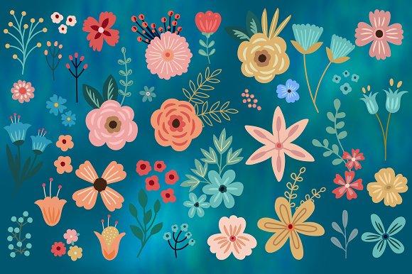 Bold New Summer Florals