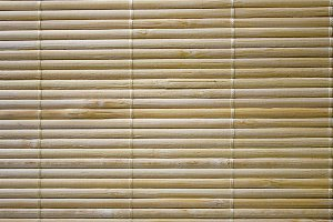 Bamboo pattern brown texture, panel