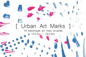 Urban Art Marks ( Photoshop )