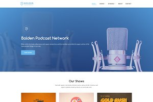 Bolden Podcast Network Theme