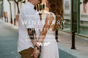 WINEBERRY Hipster Lightroom Presets
